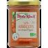 Abricots au sirop d'agave - moins de calories plus de fruits