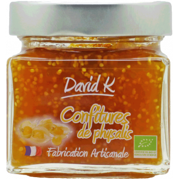 Confiture de physalis - David K