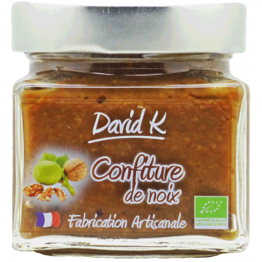 Confiture de noix - David K.