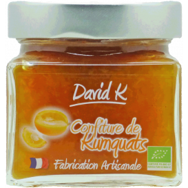 Confiture de kumquats - David K.