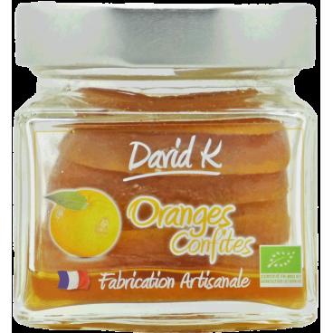 Oranges confites - David K.