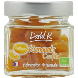Kumquats confits - David K.