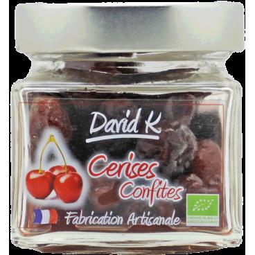 Cerises confites - David K.