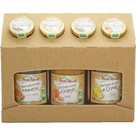 Coffret Agrumes - Confiture Citrons