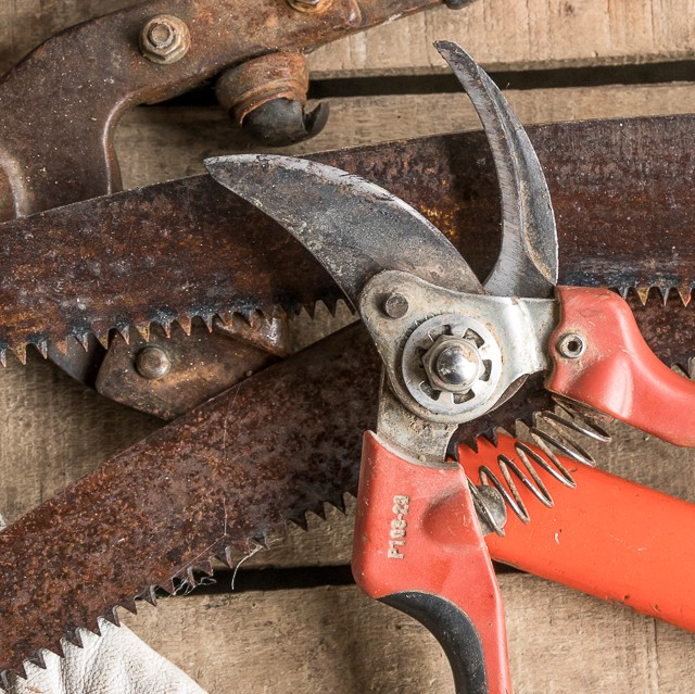 outils de taille