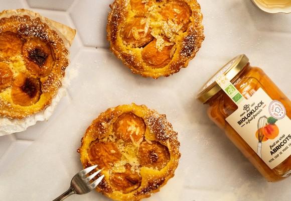 Recette des Tartelettes aux Abricots